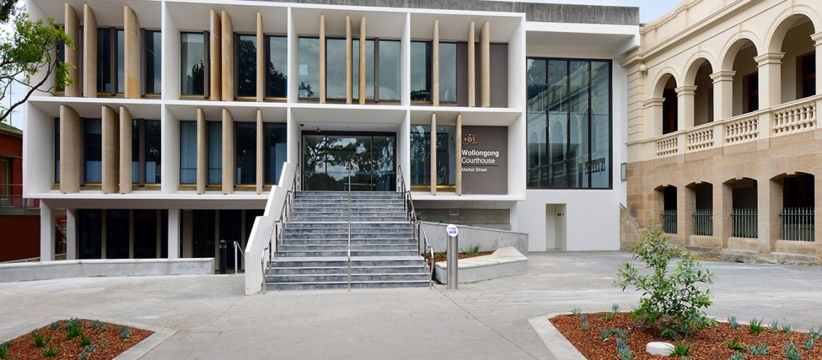 Wollongong Courthouse Climax Air