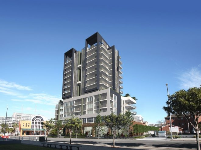 Harbour Apartments