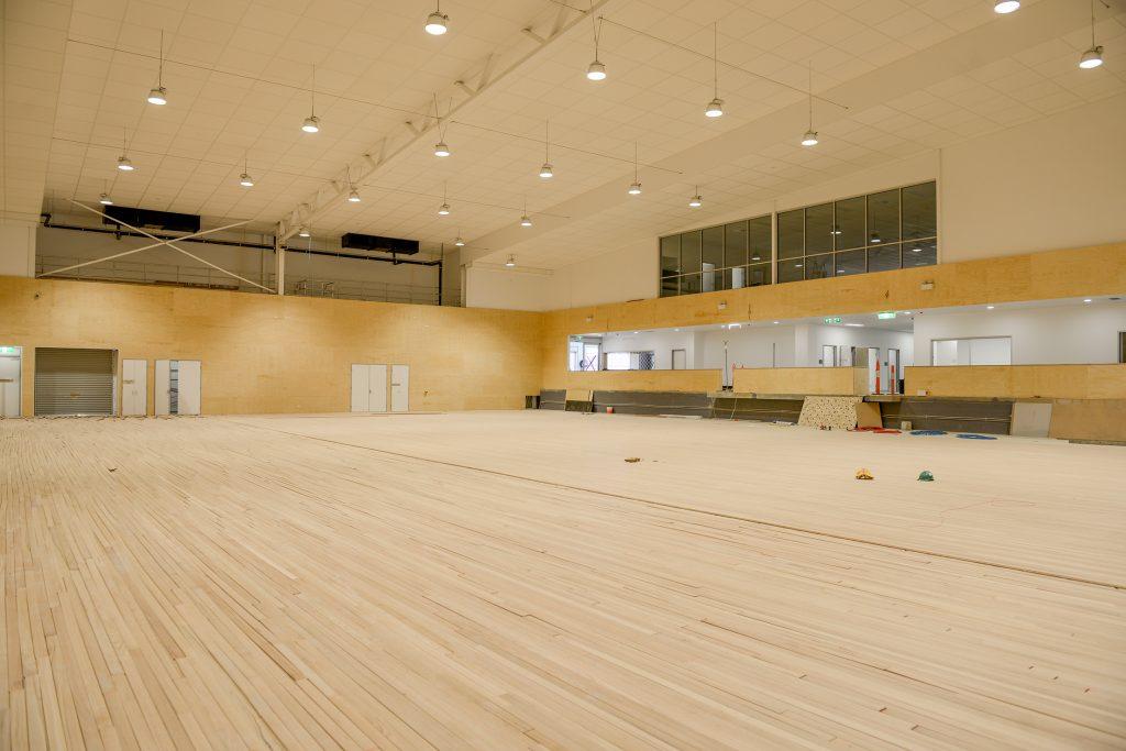 Court 1 Shoalhaven Indoor Sports