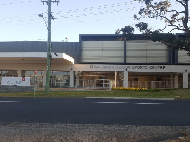 Shoalhaven Indoor Sports Centre