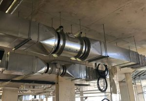Commercial Ducted Air Conditioning