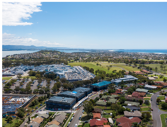 Lakeview Uniting Care Apartments Shellharbour