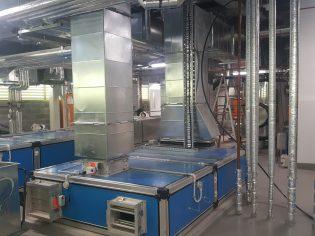 Plant Room Bulli Hospital