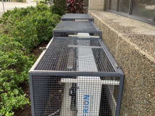 Cages Outdoor CRAC Climax Air