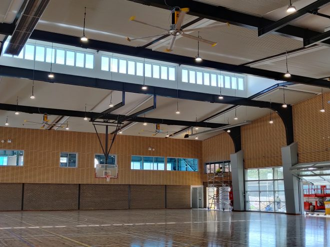 Kingswood High School Air Conditioning and Ventilation