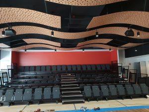 Auditorium Climax Electrical