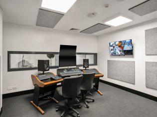 SYFS finished Recording studio