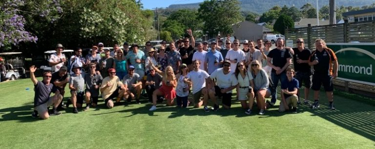 Climax Team End of Year Golf Day