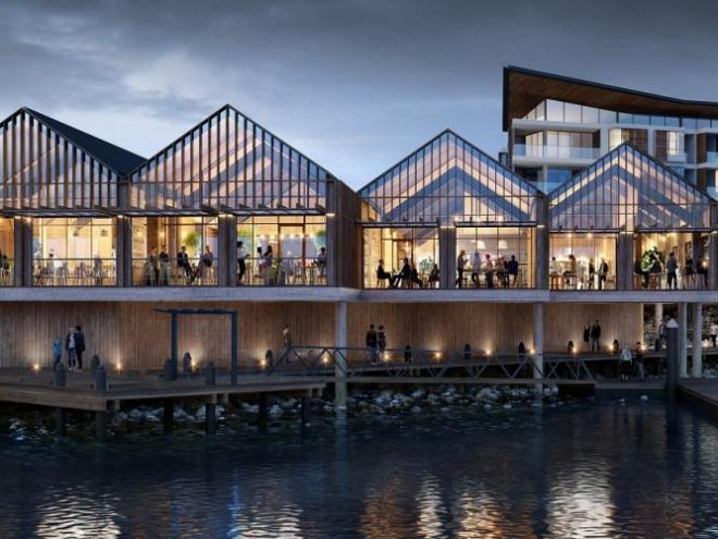 The Waterfront Tavern - New Dining and Entertainment Precinct, Illawarra NSW