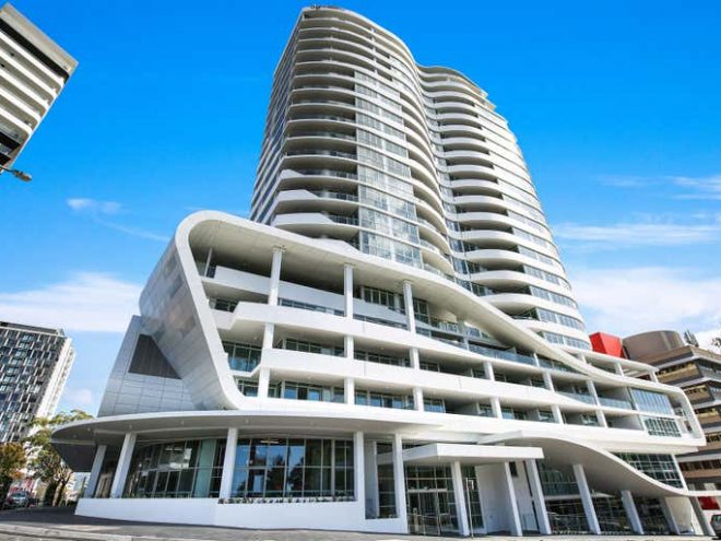 High Rise Apartment Air Conditioning - Signature Apartments - Wollongong
