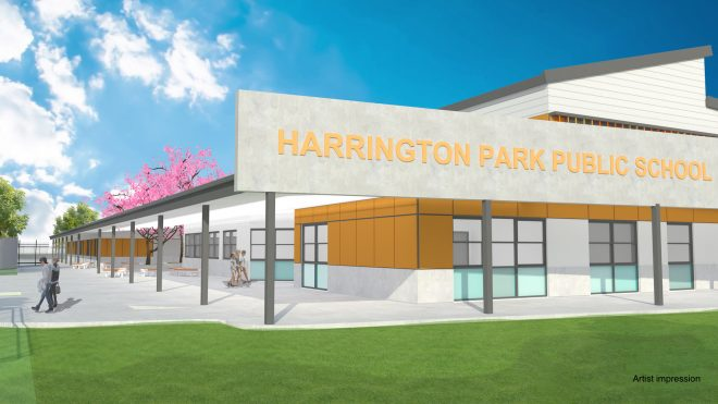 Climax Air Conditioning Project - Harrington Park Public School