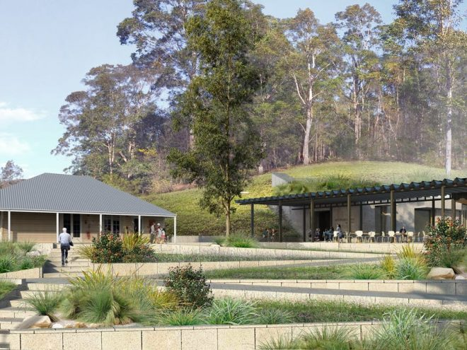 Art Gallery Humidity Control Package - Riversdale Master Plan