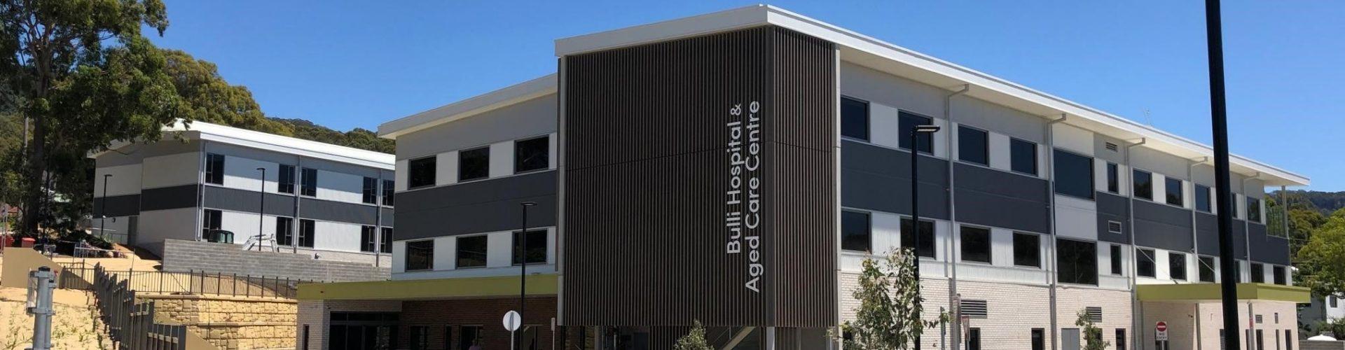 Bulli Hospital Exterior